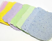 Handmade Paper Colour Pack -  10 sheets
