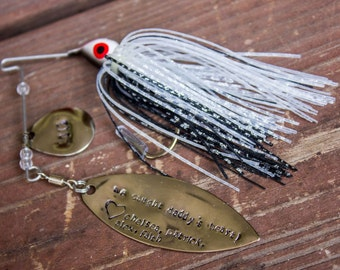 Favorite Catch Personalized Fishing Lure/Gift