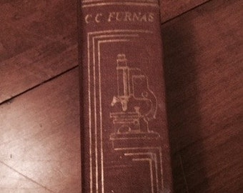The Next Hundred Years, by C.C. Furnas, c. 1936, Book   --  VK317