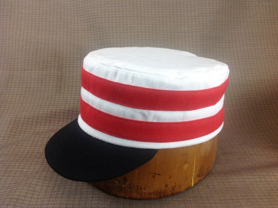 Three Custom made cap for Gordon. Please read description below to ensure accuracy. Picture only placeholder.