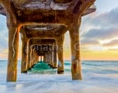 Manhattan Beach Pier --- Photo Print
