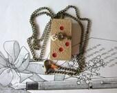 Darling Domino Necklace 1-3