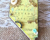 Great Nevada State Brooch