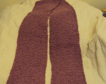 SALE**** Thick pink winter scarf