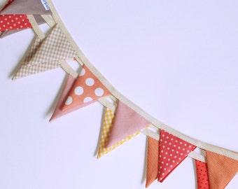 Sunshine - Very Mini Bunting by palicearker