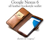 Nexus 6 Leather Phone Wal...