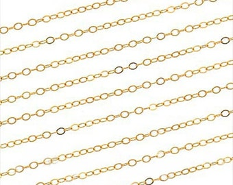 14kt Gold Fill Chain Upgrade