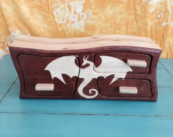 Dragon Band Saw Box