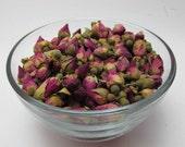 Organic Rose Buds Dried ~1oz