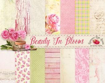 Beauty In Bloom Paper Set