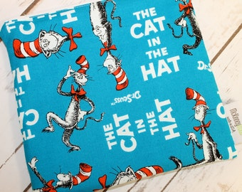 Food Safe Reusable Sandwich Bag in The Cat in the Hat