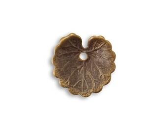 Vintaj 14.5mm Wooded Ivy (2)