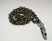 Alliance Inspired Double Spiral Lanyard