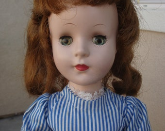 "American Character Doll 1950, ""Sweet Sue"""
