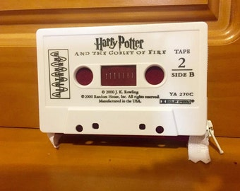 Harry Potter Cassette Tape Wallet