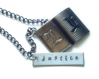 Death Note Ryuzaki/L Necklace