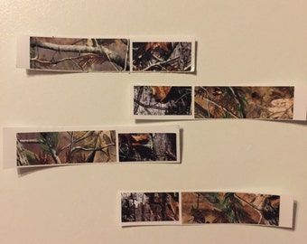 Camo Iphone Charger Cord Wrap Vinyl Decal