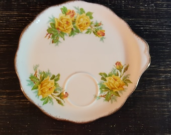 Vintage Royal Albert tea plate 839056 (England)