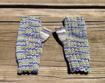 Children's Lightweight Fingerless Gloves