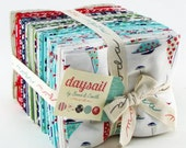 Daysail Fat Quarter Bundle by Bonnie and Camille for Moda - One Fat Quarter Bundle 40 Skus - 55100AB