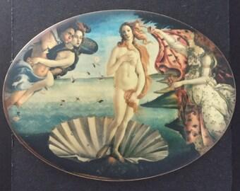 Pictorial Studio Button Aphrodite
