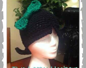 Powerpuff Girls Buttercup Inspired Hat