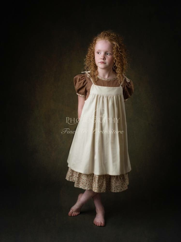 Orphan Of Kos By Sunnyclockwork: Little Orphan Annie Dress