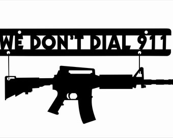 We Don't Dial 911/ AR 15