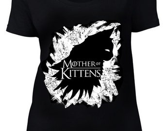 Mother Of Kittens t-shirt
