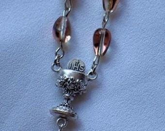 Teardrop One Decade Rosary