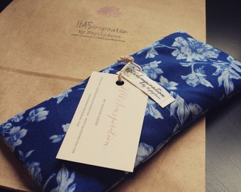 Lavender and Flax Seed Yoga Eye Pillow