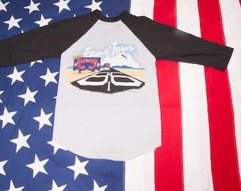 I Saw ALABAMA Country Rock T-Shirt Size S