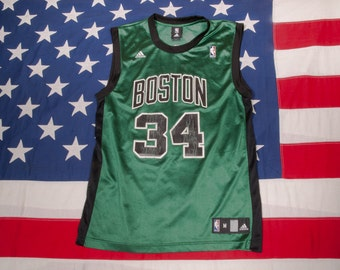 BOSTON CELTICS Jersey #34 Pierce Men's Size M