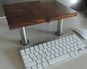 NORDIC STYLE WOODEN Handmade Laptop / Notebook / Monitor Stand 01