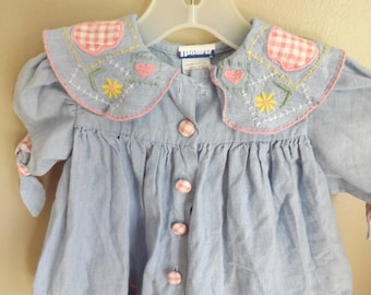 Baby Dress Vintage. Baby Girl Clothes. Vintage Clothes. Vintage Dresses. Vintage Kids Clothes.