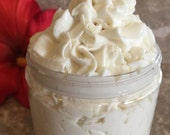 Supersize whippy Body Butters Hand Blended Whipped Rich Fluffy Skin Nourishing Kukui Macadamia Nut oils Shea  Pura Gioia