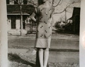 Vintage Photo: Ruth, Flapper with a Bob