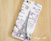 Eiffel Tower iPhone 6S case iPhone 6 case iPhone 6S Plus case iPhone 6 Plus case iPhone 5S case iPhone 5 case iPhone 4S case iPhone 4 case