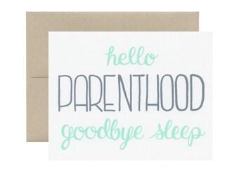 Hello Parenthood - Mint