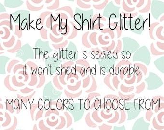 Make My Image Glitter and Shine!