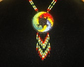 turtle necklace, native american, pow wows