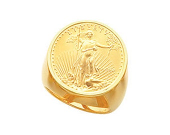 Special Listing Coin Ring