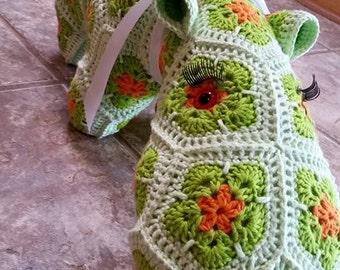 Crochet Heidi Hippo