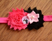 "Princess Leia ""Daddy's Girl"" Headband - May the 4th Be With You - Baby Girl Headband - Jedi Headband - Darth Vadar"