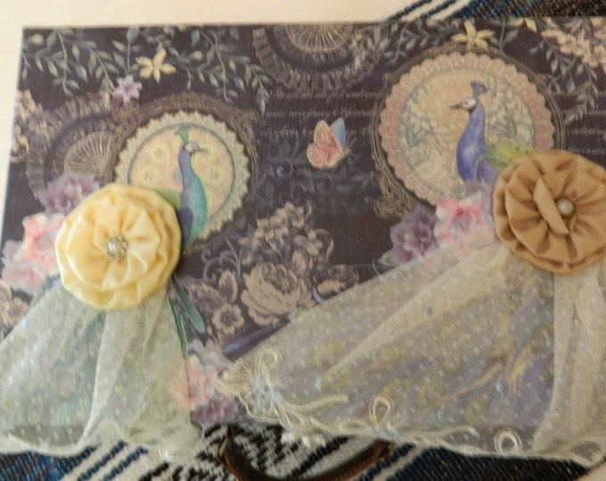 Wedding Guest Book Box