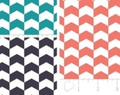 Chevron Arrow - Changing Pad Cover, Crib Sheet, or Blanket