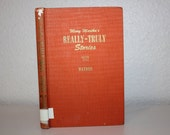 Mary Martha's Really-Truly Stories Book Five by Gwendolyn Hayden 1950 Vintage Books, Children Books, Red Books, Adventist Schools, Red Decor