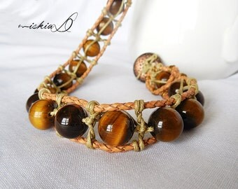 Bracelet, Men's Bracelet, Tiger Eye Men's Bracelet, Meditation Bracelet, Tiger Eye Yoga Bracelet, Capricorn Bracelet