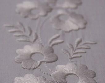 Historical Machine Embroidery Design - 1812 Trio of Borders - RR107