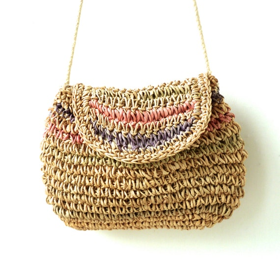 Crochet Shoulder Bag : ... Evening Bags Crossbody Bags Hobo Bags Shoulder Bags Top Handle Bags